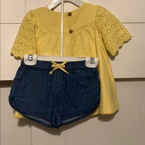 2T short set NWT! Adorable!!